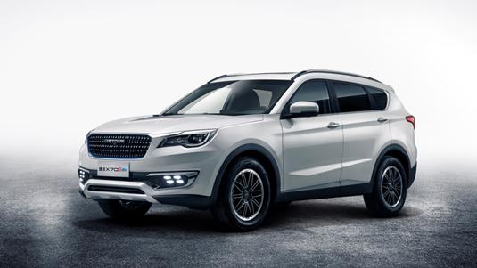 补贴后售价14.98-16.98万元 捷途X70S EV正式上市